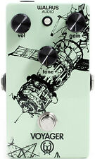 WALRUS AUDIO '' VOYAGER OVERDRIVE '' USA HANDMADE