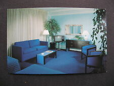 Biltmore Hotel Guest Room Interior Furniture Los Angeles California 1970s USA