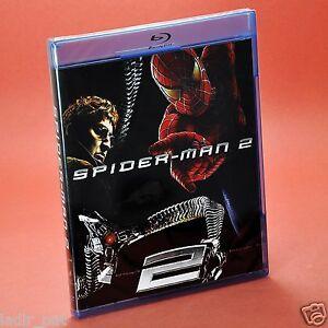 SPIDER MAN 2 Blu-Ray SAM RAIMI versione Cinema e Director's cut BluRay Spiderman
