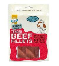 Filetti di carne bovina considera per cani