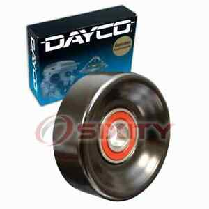 Dayco Drive Belt Tensioner Pulley for 2002-2009 Toyota Tundra 4.7L V8 Engine nt