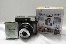 FUJIFILM Instax Square SQ 6 EX D Graphite Grau Sofortbildkamera Set OVP
