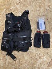 Mares Hybrid Pro Tec Tarierjacket Gr. XL Tauchjacket