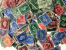 More details for 25g kings gb/uk/british stamps off paper mixed kiloware george/edward unchecked