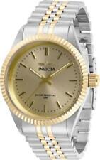 Invicta Men's Watch Specialty Quartz Champagne Dial Two Tone Bracelet 29382