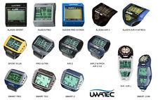 Sostituzione batteria computer subacqueo aladin pro uwatec e tutti i modelli