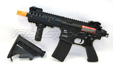 Classic Army CA100M M4 Airsoft Pistol Full Metal AEG w/ 6-Position Stock NEW