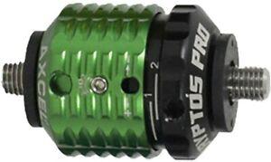 Axcel Kryptos Pro Adjustable Dampener (Green/Black)
