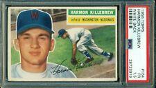 Harmon Killebrew 1956 Topps #164 ** PSA 1.5 ** White back - tough