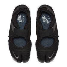 Nike Air Rift BR Breathe Women's Running Shoes, Size 6.5 - Black/White