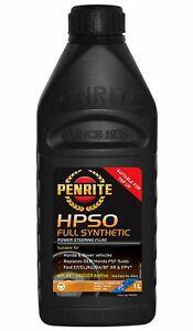 Penrite HPSO Power Steering Fluid 1L Suits Honda