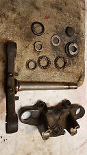 Honda Goldwing GL1000 1975 - triple clamp complete assembly