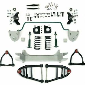 Mustang II 2 IFS Front End kit for 60-66 Chevy Truck w Shocks Springs & Swaybar