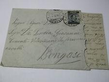 LETTERA X TEN. VETERINARIO CAVALLI BENGASI 1916 CHIUDILETTERA CROCE ROSSA C4-766