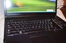 Dell Precision M6500 i7-X920 Windows XP 4GB 320GB 1920x1200 WUXGA FirePro M7820