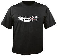 T-Shirt I-Love für Opel Omega B / MV6 / Irmscher / 24v 16v turbo Größe: M - 3XL