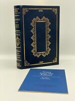 Franklin Library PENSEES Blaise Pascal Collector's Limited Edition Philosophy NT