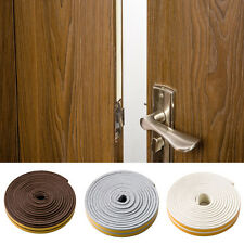 5M Door Window Foam Sticky Tape Weather Strip Seal Noise Insulation Excluder