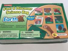Earth - Feel & discover Science Bag. Lakeshore. New