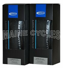 Schwalbe G ONE ALLROUND 2017 tubeless clincher 700 x 35 all black 2 tires