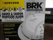 BRK 690 MBX Mains Powered Heat Alarm9V Battery Back UpBNIBFree Postage