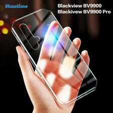For Blackview BV9900 Case Ultra Thin Clear Soft TPU Case Cover For Blackview