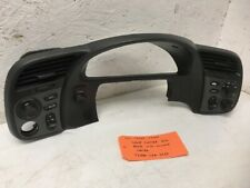 2001 HONDA S2000 AP1 OEM CLUSTER TRIM BEZEL HEATER CONTROLS SWITCH 00 01 02 03
