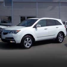 BODY SIDE Moldings, CHROME Trim Mouldings For: ACURA MDX 2007-2013