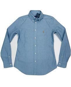Ralph Lauren Oxford Ladies Shirt (Blue)         RRP £90