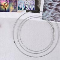 Welded Metal Dream Catcher Dreamcatcher Ring Craft Hoop DIY Accessories WL