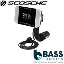 Scosche FMTD3PRO TuneIt Pro FM Transmitter with USB Charger