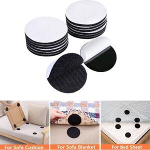 4x/8x Rug Grippers Anti Slip Carpet Mat Grip Self Adhesive Sticker Tape Reusable