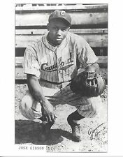 JOSH GIBSON 8X10 PHOTO PITTSBURGH CRAWFORDS BASEBALL PICTURE NEGRO LEAGUE
