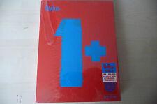 """THE BEATLES 1+"""" COFANETTO BOX con nr 2 CD+ 2 BLUE RAY-50 filmati """"SIGILLATO"""