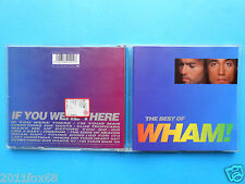 cds wham the best of wham george michael andrew ridgeley wake me up cd 2004 gq f