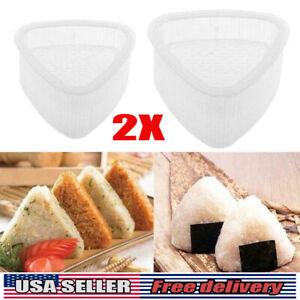 Happy Sales HSSM-ONGR5 Japanese Onigiri Mold Rectangular Sushi Press Nigiri Maker Rice Ball Mold Made in Japan
