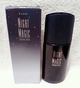 Avon NIGHT MAGIC Evening Musk Eau de Toilette Spray for Women 50ml/1.7 fl.oz.