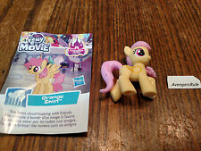My Little Pony Wave 21 Friendship is Magic Movie Collection Orange Swirl