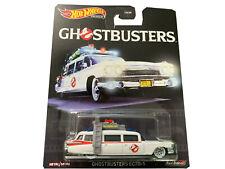 2020 Hot Wheels 1/64 Ghostbusters ECTO 1 Diecast Model GJR39
