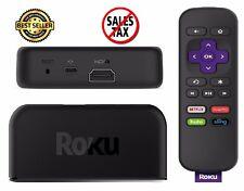 Roku Express HD Streaming Media Player HDMI Netflix TV Streamer Remote Control