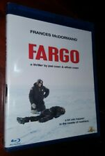 *New & Sealed*  Fargo  (Blu-ray Movie)  Region A USA IMPORT