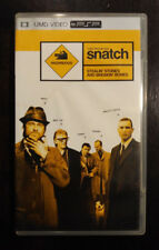 Snatch Comedy Movie Brad Pitt UMD 2005 PSP Playstation - Near Mint