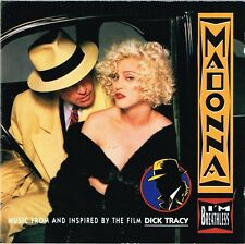 MADONNA ~ I'M BREATHLESS from and inspired by the film Dick Tracy ([1990] 1998)