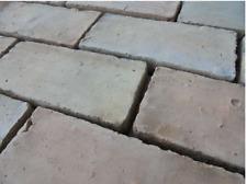 1 antiker Backstein - Leistenziegel handgestrichen - Einzelstück Bemusterung