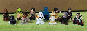 2018 Star Wars Micro Force Series 3 Blind Bag Mini Figure Complete Set of 12
