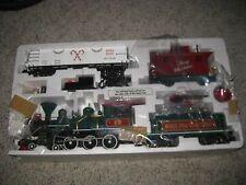 BACHMANN BIG HAULERS 4-6-0 G SCALE, THE NIGHT BEFORE CHRISTMAS Train 90037