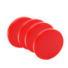 4 Pack of 14mm Orange Dental Milling Wax (Open System) 98mm * 14mm