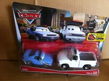 DISNEY CARS DIECAST - Artie & Brian Fee Clamp - New 2016 - Combined Postage