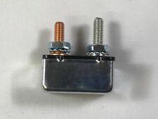2 pcs, EATON Bussmann 121B30-00M-KA Shortstop Circuit Breaker, Type I Reset, 30A