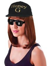Adults Unisex Honey G Gangster Rapper Fancy Dress Accessory Kit